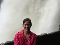 Big 'ol waterfall, Banos, Ecuador